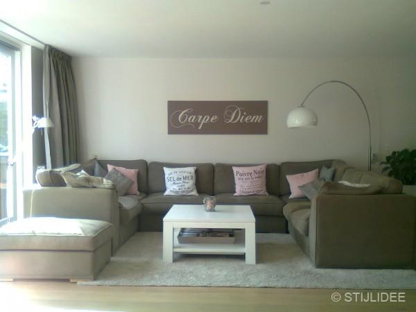 in een woonkamer romantisch landelijke stijl picture idea 42 woonkamer ...