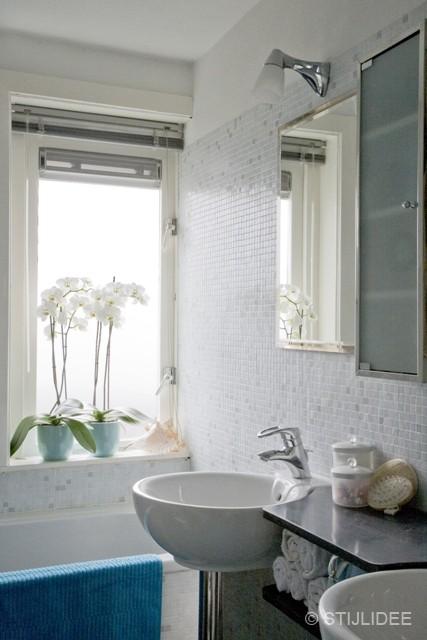 badkamer mozaiek haarlem ~ home design ideeën en meubilair inspiraties, Badkamer