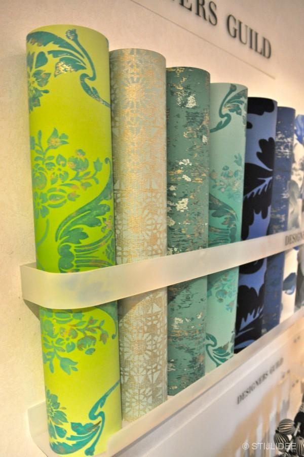 De nieuwe kleuren van Tricia Guild  Designers Guild