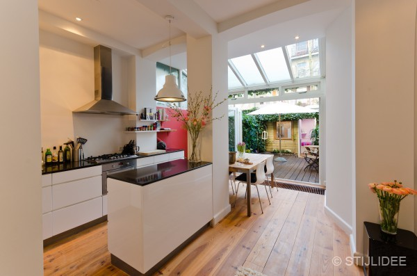 Binnenkijken in u2026 een woning uit 1910 in karakteristieke stijl in ...