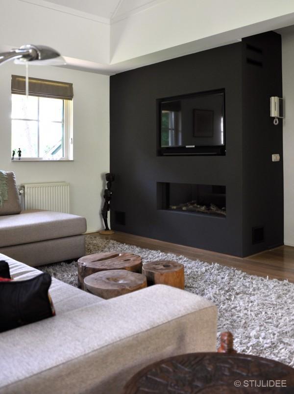 binnenkijken in een modern landelijke vakantiewoning. Black Bedroom Furniture Sets. Home Design Ideas