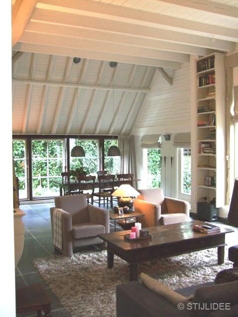 Woonkamer woonkamer country : Binnenkijken in Amerongen na STIJLIDEE Interieuradvies en Styling