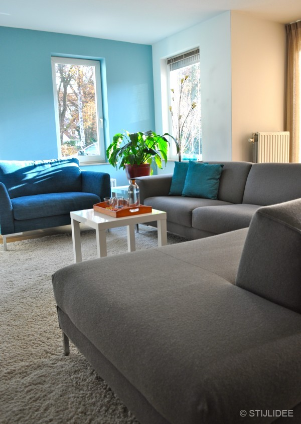 Binnenkijken in een modern en kleurrijk huis in nijmegen for Huis nijmegen