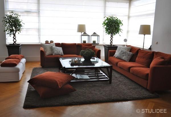 Woonkamer Landelijk Inrichten Countryliving: Landelijk teak meubels ...