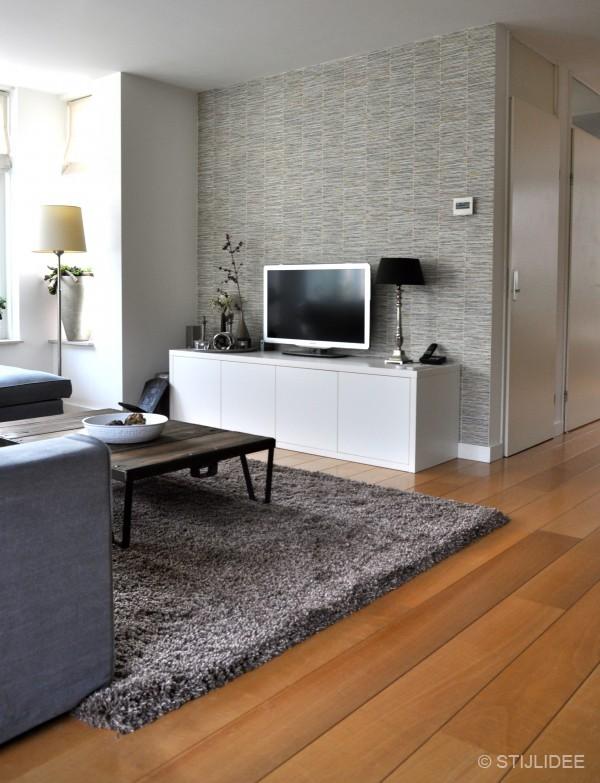 Binnenkijken in een modern landelijke woning in odijk 2 - Grijze ruimte en taupe ...