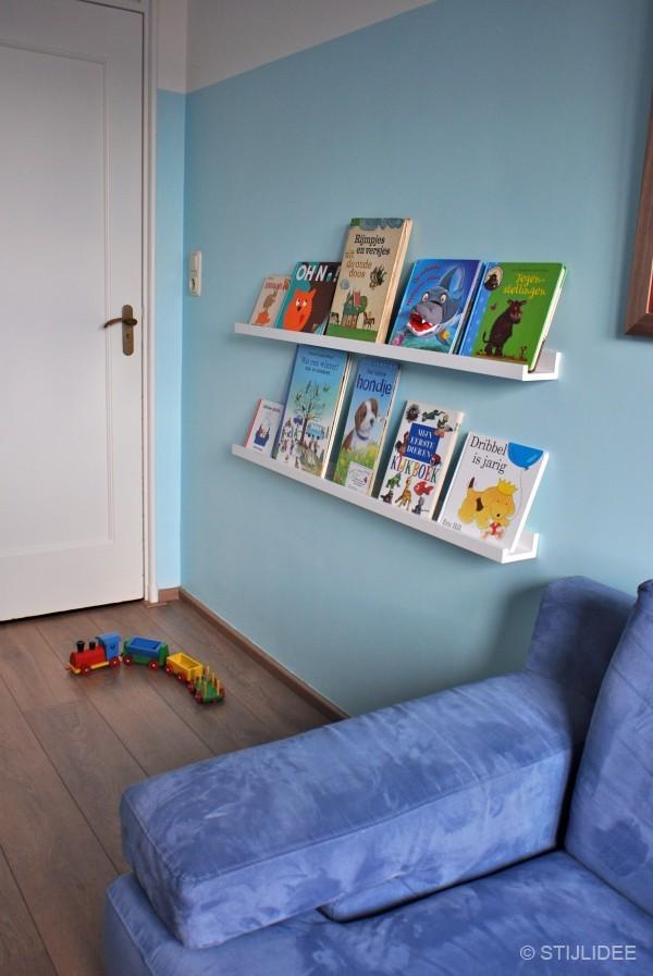 Binnenkijken in kleurrijke kinderkamers in een herenhuis in utrecht for Kleur kinderkamer