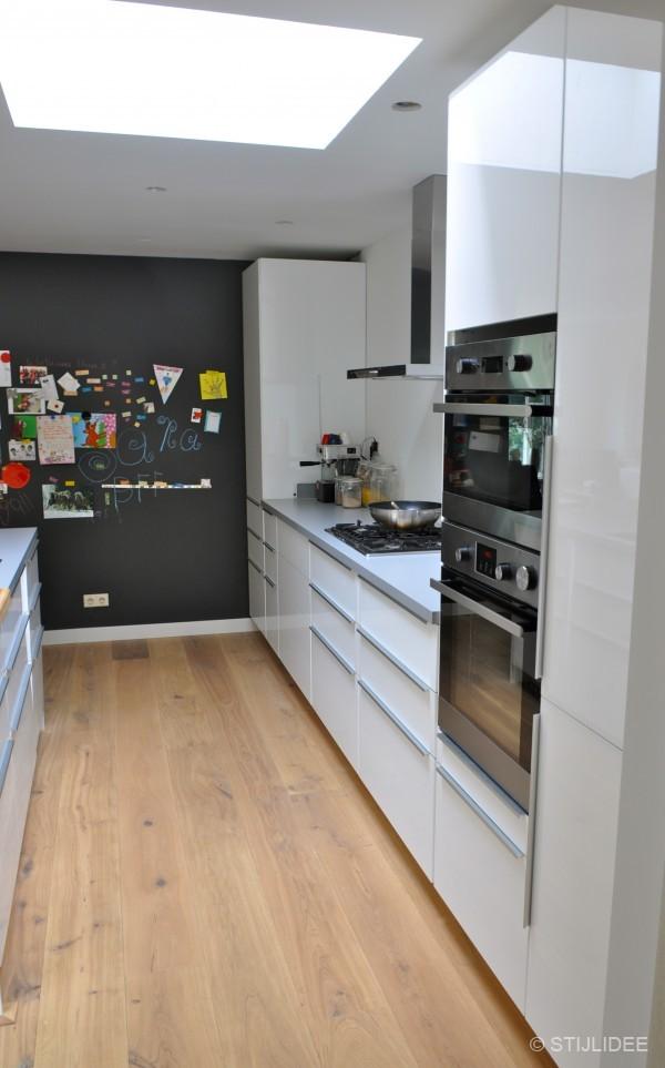 Binnenkijken in een jaren 60 woning in modern klassieke stijl in harderwijk - Renovateer een huis van de jaren ...