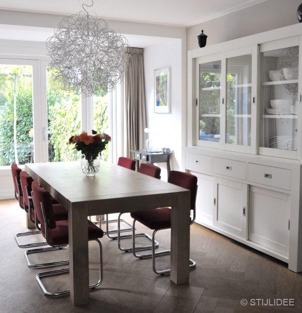 binnenkijken in een jaren 30 familiehuis in modern
